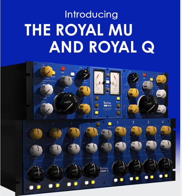mcdsp royal mu and royal q plugins